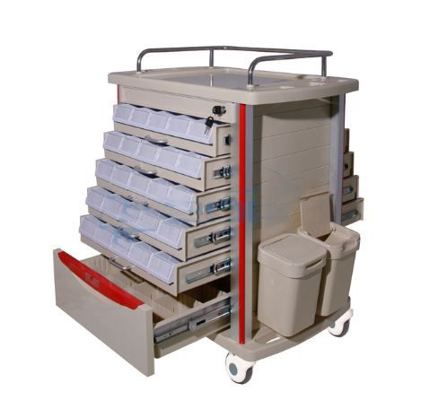 Lite Mobile Medication Cart Accessories