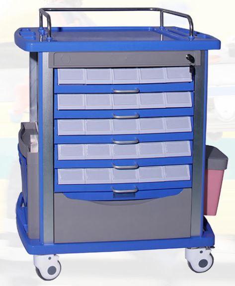 Lite Mobile Medication Cart