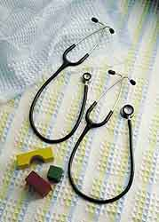 Littmann Classic II Pediatric Stethoscopes - Raspberry