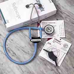 Littmann Stethoscope Identification Tag