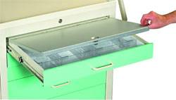 Lockable Narcotic Drawer Cover
