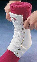 Locking Ankle Support with Padded Tounge