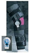 Long Hinged Range of Motion Knee Brace