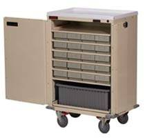 Treatment Cart Locking Doors Standard Package