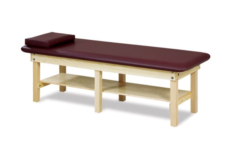 Low Height Bariatric Treatment Table