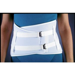 10 in Lumbar Support with Adjustable Strap