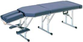 Lumbo-Pelvic Drop Portable Table