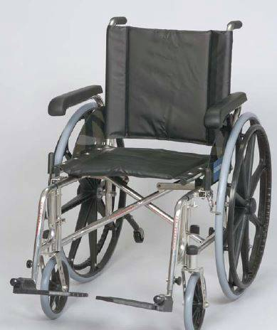 MRI Compatible Wheelchair 20 inch Seat