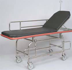 MRI General Transport Stretcher