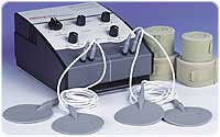MS324A Two-Channe Low-Volt AC Muscle Stimulator