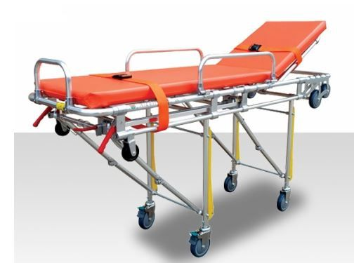 MS3C-100S Lightweight Automatic Loading Ambulance Stretcher