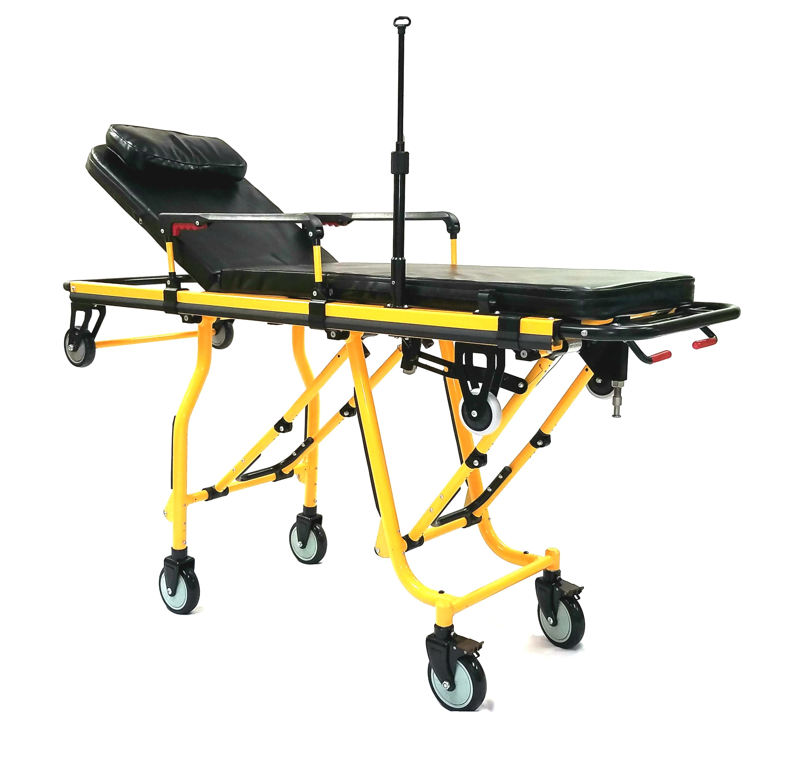 MS3C-200S Aluminum Alloy Ambulance Stretcher