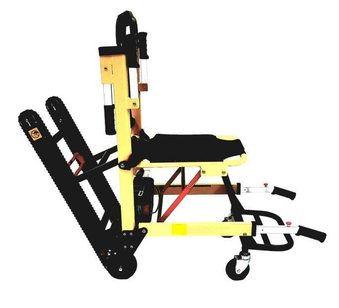 Aluminum Alloy EMS Evacuation Stair Chair