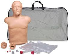 Male CPR Training Manikin Electronics