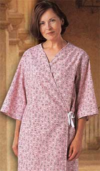 Mammography Gown