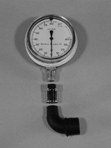 Manometers with Harness and Adapters