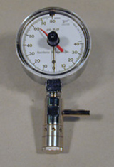 Manometers with Max Hold and APL Valves