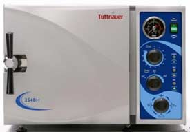 Manual Autoclave Sterilizer, M Series, 23 Liter
