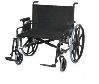 Manual Bariatric Wheelchair