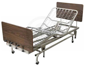 Manual LTC Medical Bed