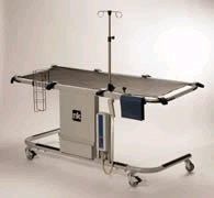 Manual Patient Lift Stretcher