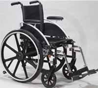 Manual Wheelchair 16in Seat