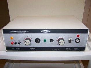 Martin Elmed Elektrotom 120 Electrosurgical Unit