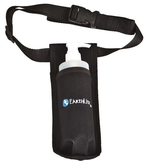 Massage Oil Holster w/ Belt
