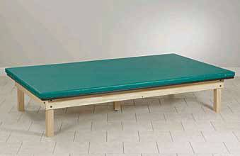 Mat Platform w/ Removable Mat