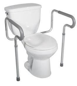 Medical Knock Down Toilet Safety Frame