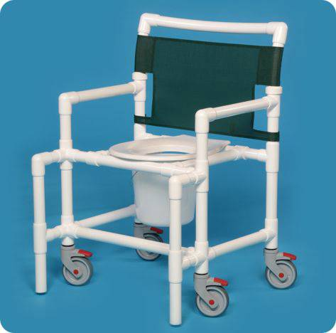 Medical Oversized Shower Chair Commode