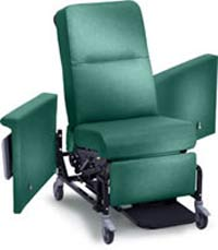 Recliner w/ 2 Swing Arms