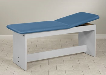 Treatment Table with H-Brace 27in W