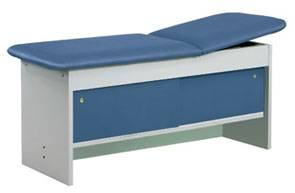Treatment Table w/ 2 Sliding Doors 27in W