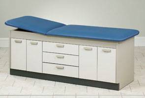 Cabinet Style Treatment Table Storage Cabinets