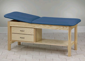Treatment Table Drawers 27in W