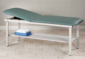 Treatment Table w /Shelf 30in W