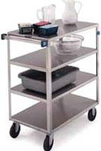 Medium Duty 4 Shelf Cart