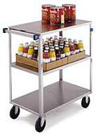Medium Duty 2 Shelf Cart