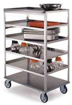 Medium Duty 6 Shelf Cart