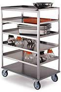 Medium Duty 8 Shelf Cart