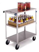 3 Shelf Multi-Shelf Cart