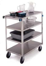 Multi-Shelf Utility Cart