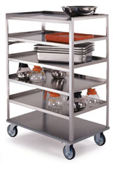 8 Shelf Cart