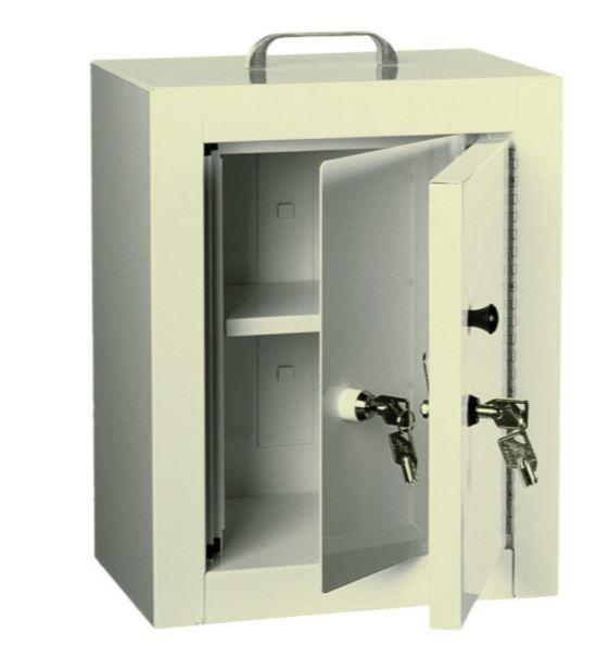 Double Door Medium Narcotics Cabinet