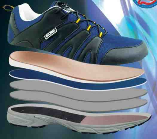 Mens Diabetic Athletic Shoe
