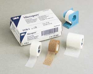 Micropore Paper Tape