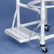 Midsize  Oversize Snap-On Footrest for Shower Chairs
