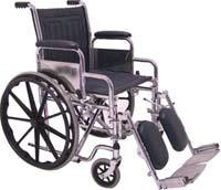 Hemi Wheelchair Detachable Arm