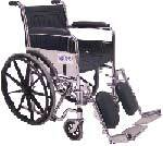Hemi Wheelchair Fixed Arm